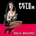 Pochette du CD this is disaster.